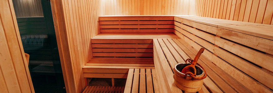 Achat de cabine sauna traditionnelle