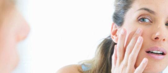 stress sur la peau